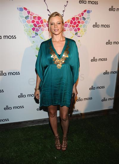 Amy Smart Ella Moss 10 year anniversary celebration at Eveleigh on July 28, 2011