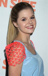 Ana Mulvoy Ten Fun Size premiere in LA 10/25/12