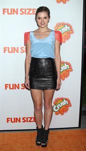 Ana Mulvoy Ten Fun Size premiere in LA 10/25/12