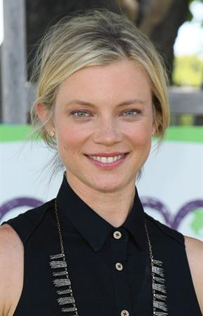 Amy Smart - 3rd Annual Garden Luncheon at Carson Senior High School - June 6, 2012