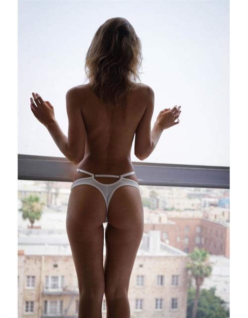 Rachel Cook in lingerie - ass