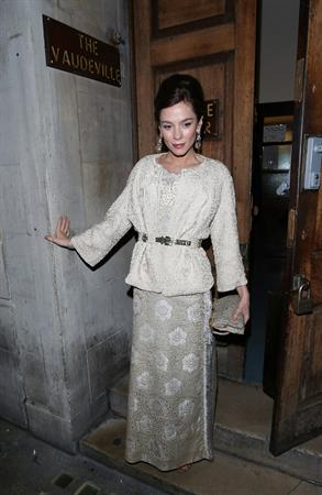 Anna Friel The Vaudeville Theatre in London - Nov 2, 2012