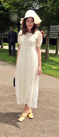 Anna Friel - Glorious Goodwood' Races - August 2, 2012