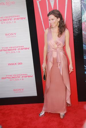 Anna Friel - The Amazing Spider-Man premiere in Los Angeles, June 28, 2012