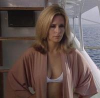 Marianna Hill was Dr. Helen Noel on the original Star Trek