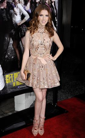 Anna Kendrick Pitch Perfect LA premiere 9/24/12