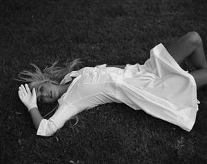 Anna Kournikova Michel Comte photoshoot