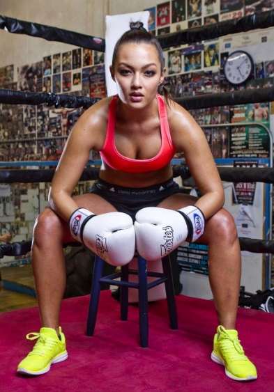 Mia Kang First Professional Fight