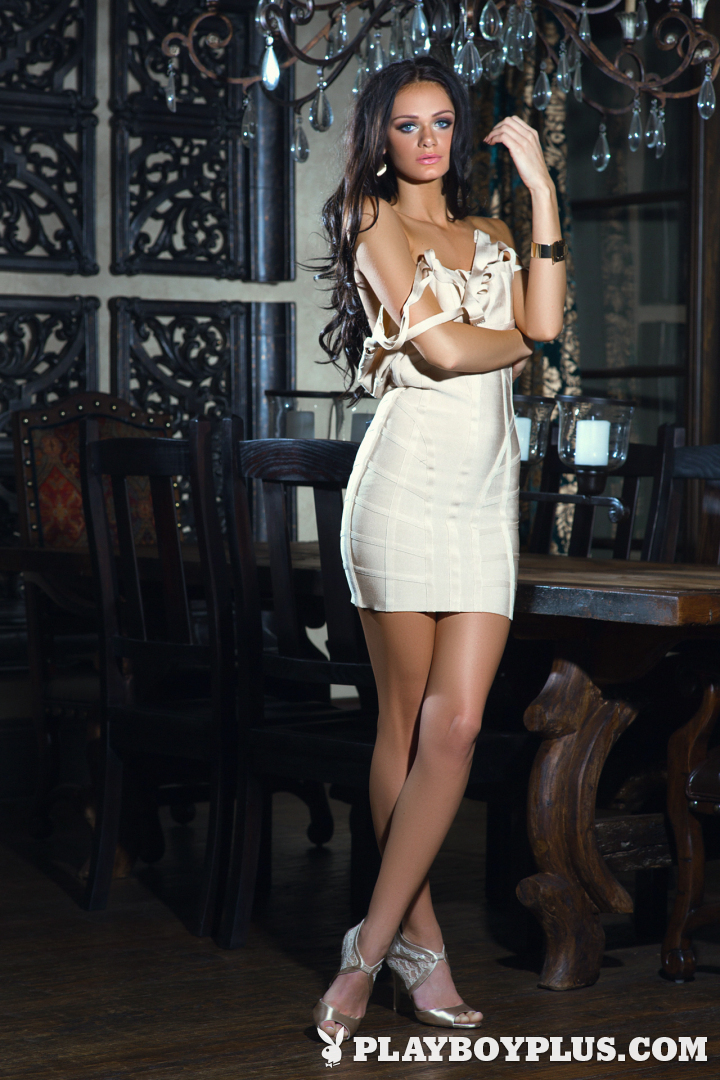 Playboy Cybergirl - Victoria Barrett Nude Photos & Videos at Playboy Plus!