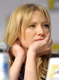 Anna Torv Comic Con in San Diego on July 23, 2012