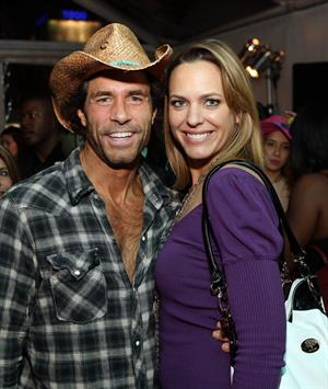 Arianne Zucker 4th Annual Unbridled Eve Derby Prelude Party (Jan 10, 2013)