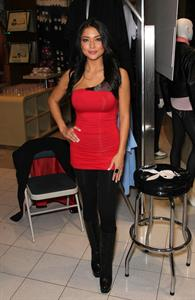 Arianny Celeste signs copies of November Playboy in Las Vegas on December 3, 2010