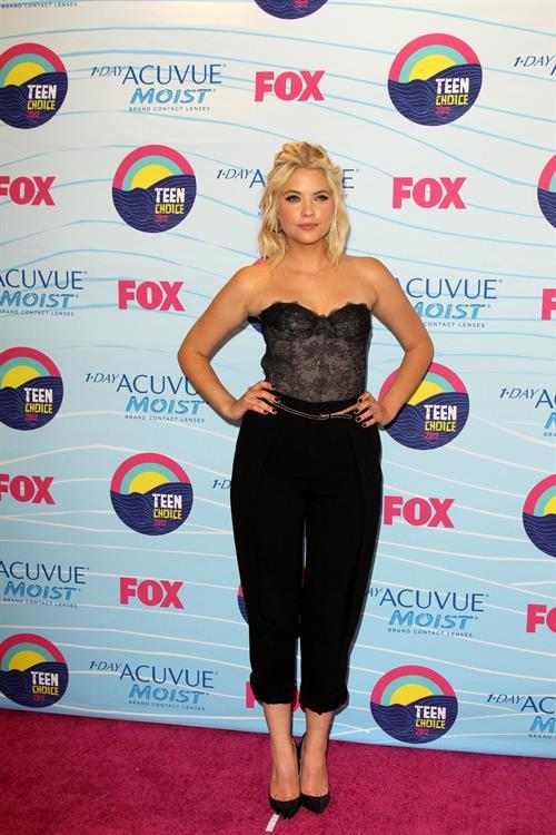 Ashley Benson - 2012 Teen Choice Awards in Universal City (July 22, 2012)