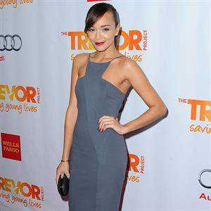 Ashley Madekwe - The Trevor Project's 2012 Trevor Live Event - December 2, 2012