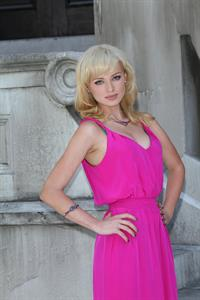 Ashley Rickards Variety's 6th Annual Power Of Youth Event, September 15, 2012