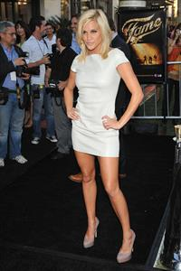 Ashley Roberts premiere of Metro Goldwyn Mayer Pictures Fame at the Grove Pacific Theatres in Los Angeles, California