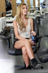 Audrina Patridge - Inside Gavert Atelier Salon in Beverly Hills August 22, 2012