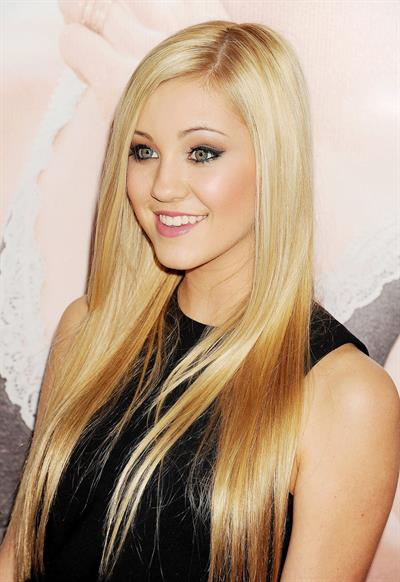 Ava Sambora This Is 40 world premiere at Grauman Chinese Theater in Hollywood 12/12/12