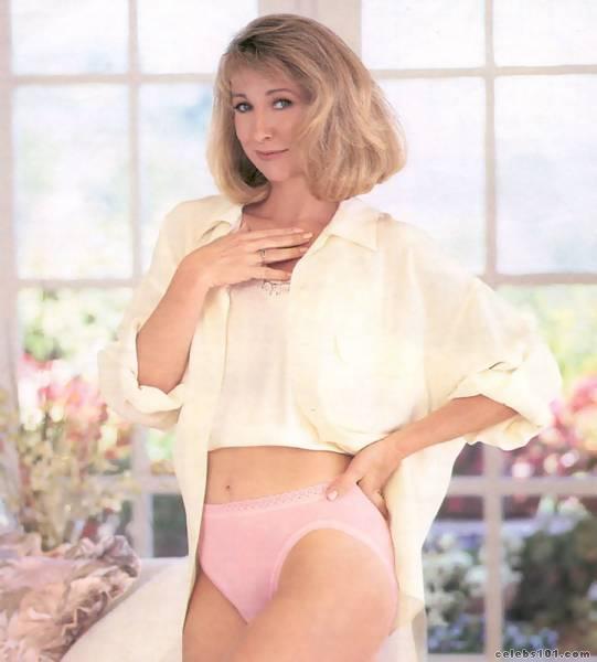 Teri Garr in lingerie