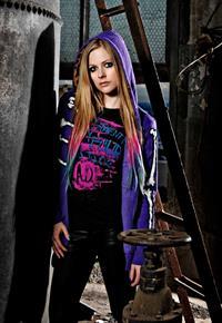 Avril Lavigne Abbey Dawn photoshoot 2012