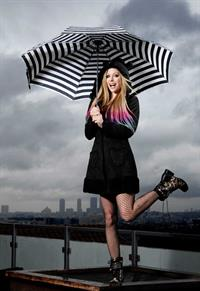 Avril Lavigne Abbey Dawn photoshoot 2012