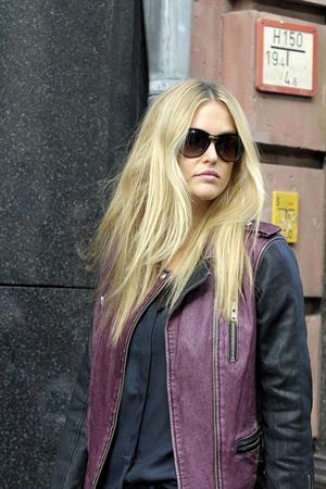 Bar Refaeli in Berlin - October 26, 2012