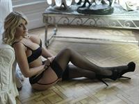Billie Faiers Nuts Magazine Lingerie Photoshoot