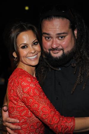 Brooke Burke-Charvet Operation Smile's 2013 Smile Gala -- Beverly Hills, Sep. 27, 2013