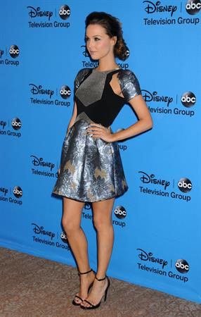 Camilla Luddington 2013 Television Critics Association's Summer Press Tour - Disney/ABC Party, Aug 4, 2013