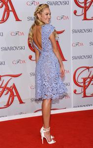 Candice Swanepoel - 2012 CFDA Fashion Awards in New York City (June 4, 2012)