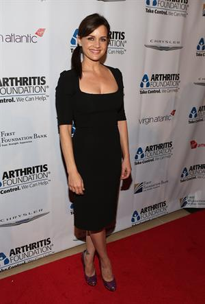 Carla Gugino Arthritis Foundation Commitment to a Cure Awards in Beverly Hills - October 25, 2012