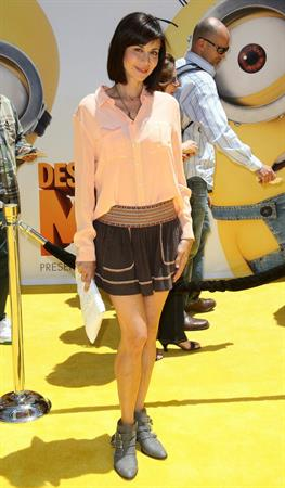 Catherine Bell Premiere of Universal Pictures' 'Despicable Me 2' at Gibson Amphitheatre in Universal City - June 22