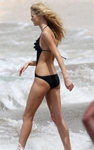 Erin Heatherton in a bikini - ass