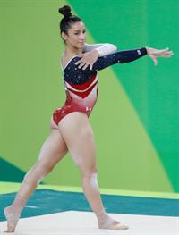 Aly Raisman - ass