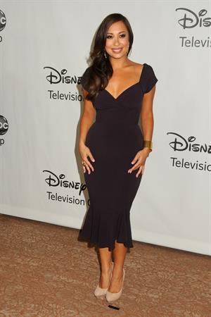 Cheryl Burke - 2012 TCA Summer Press Tour - Disney ABC Television Group Party - 27 July, 2012