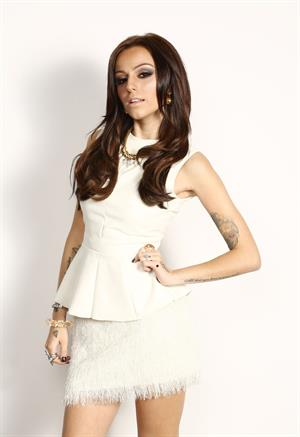 Cher Lloyd portraits at Z100's Jingle Ball 2012 in NYC 12/7/12