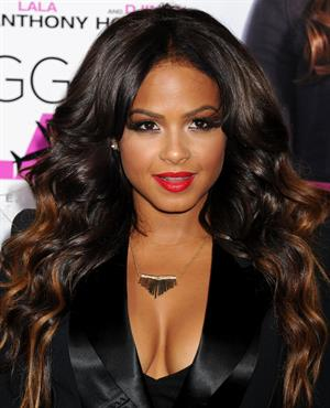 Christina Milian  Baggage Claim  - Los Angeles Premiere on September 25, 2013