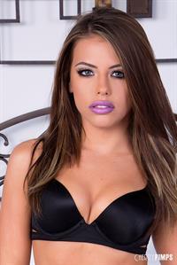 Adriana Chechik in lingerie