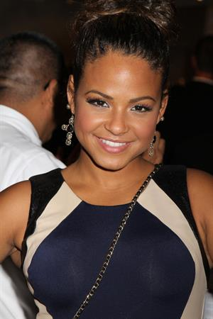 Christina Milian Kyle By Alene Too Grand Opening Party in New York - October 11, 2012