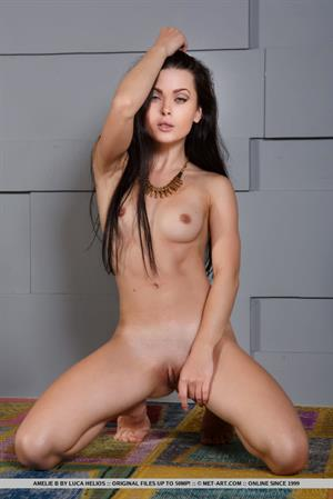 Amelie B nude from Met-Art