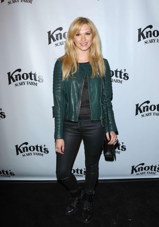 Claudia Lee Knott's Scary Farm 'Haunt' VIP Opening Night Party (October 3, 2013)