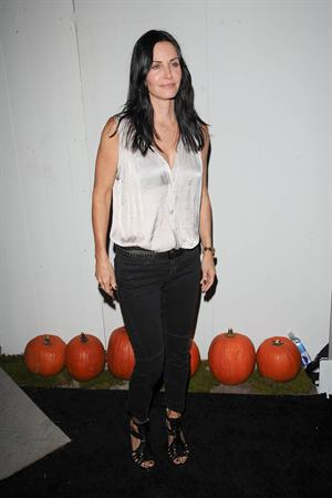 Courteney Cox- Epic Halloween Bash 10/27/12