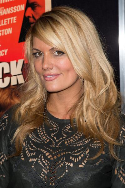 Courtney Hansen  Hitchcock  Los Angeles Premiere (November 20, 2012)