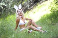 Courtney Stodden Easter Bunny shoot 2012
