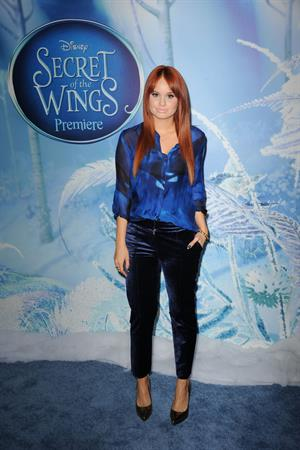 Debby Ryan Secret of the Wings premiere NYC 10/20/12