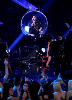 Demi Lovato VH1 Divas 2012 in Los Angeles 12/16/12