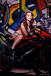 Dani Daniels in Speed Racer