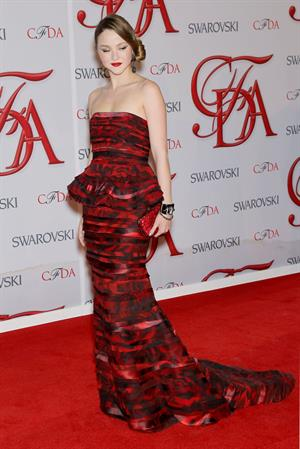 Devon Aoki - 2012 CFDA Fashion Awards in New York City (June 4, 2012)
