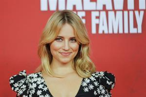 "Dianna Agron – ""The Family"" Berlin Premiere 10/15/13"