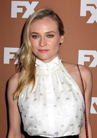 Diane Kruger 2013 Upfront Bowling Event in NYC 3/28/13